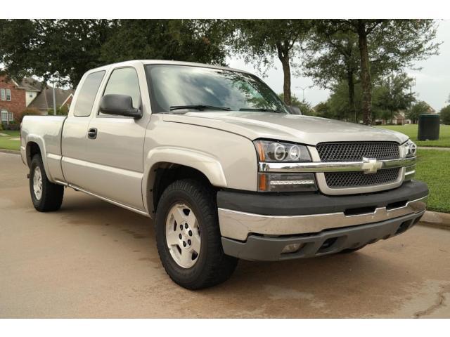 Chevrolet : Silverado 1500 Ext Cab 2005 chevy silverado z 71 4 x 4 rust free clean title