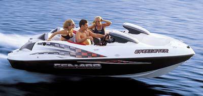2004  Sea-Doo  Speedster 160