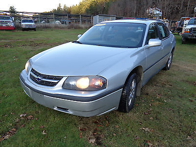 Chevrolet : Impala V6 2001 impala runs great