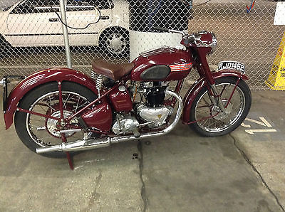 Triumph : Other 1949 triumph speed twin