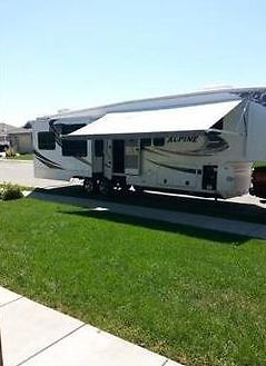 2011 Keystone Alpine 3500RE For Sale in Billings, Montana 59101