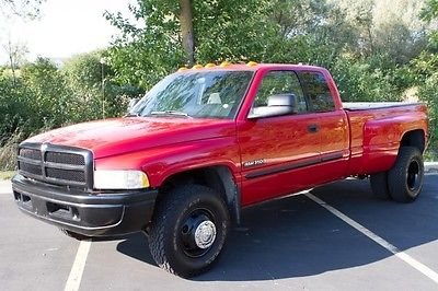 Dodge : Ram 3500 59 l cummins built trans perf chip exhaust new tires workhorse wow 9 k in receipt