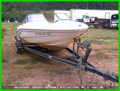 2006 CHAPARRAL 180 SSI BOAT FOR SALE WITH TRAILER