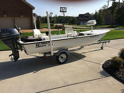 16 ft carolina skiff boats for sale