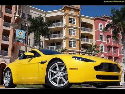 Aston Martin : Vantage Base Hatchback 2-Door aston martin vantage virage db9 dbs vaquish red sportshift bluetooth nav sirius