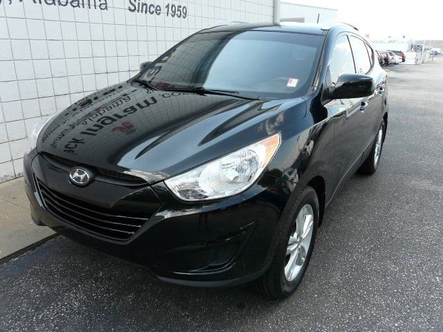 Hyundai : Tucson Limited Limited SUV 2.4L CD 6 Speakers AM/FM radio MP3 decoder Air Conditioning Spoiler