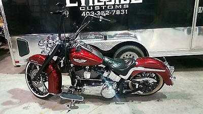 Harley-Davidson : Softail 2012 deluxe 103