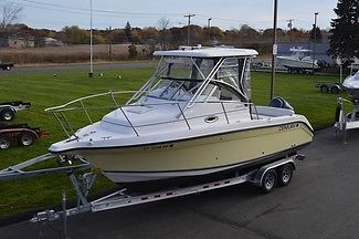 2006 CENTURY 2400 WALK AROUND BOAT, 24FT, YAMAHA 250HP 4STROKE, 2014 TRAILER