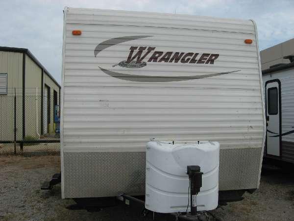 2007 Ameri-Camp Wrangler 272BHS