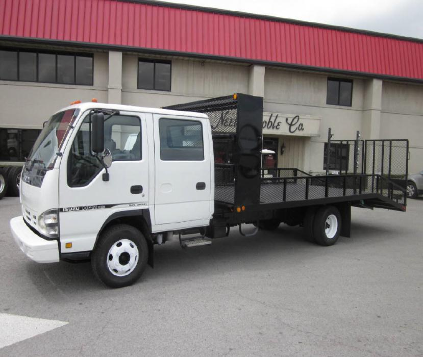 2006 Isuzu Npr Hd(4) Door