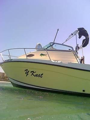 2008 seaswirl striper 2101 w/a ob