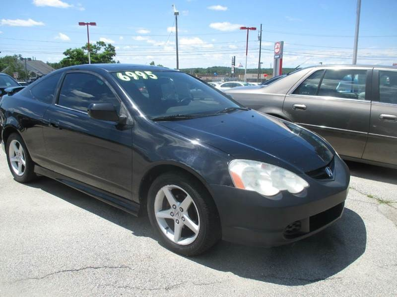 2002 Acura RSX 2dr Hatchback - AUTOMATIC!!!
