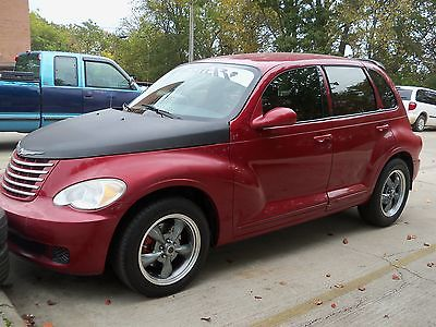 Chrysler : PT Cruiser Base Wagon 4-Door 2008 chrysler pt cruiser base wagon 4 door 2.4 l