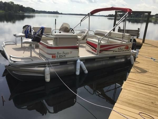 Tracker 18 Bass Buggy Boats for sale