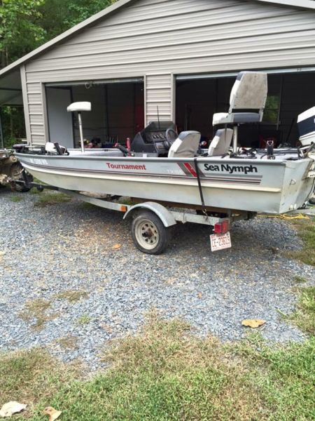 1989 Sea Nymph Boats For Sale