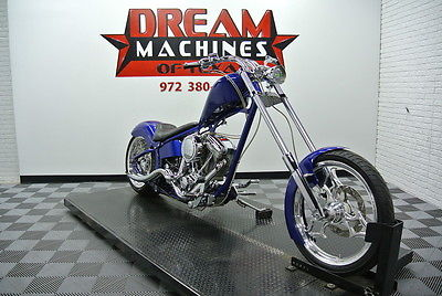 Other Makes : Ultra Cycles 2007 Intimidator Chopper 110