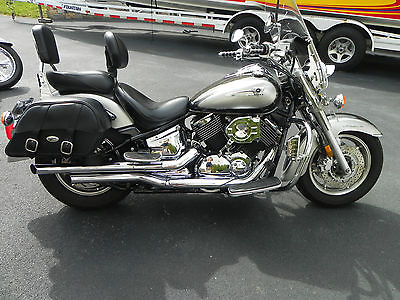 Yamaha : V Star 2004 yamaha v star 1100 classic