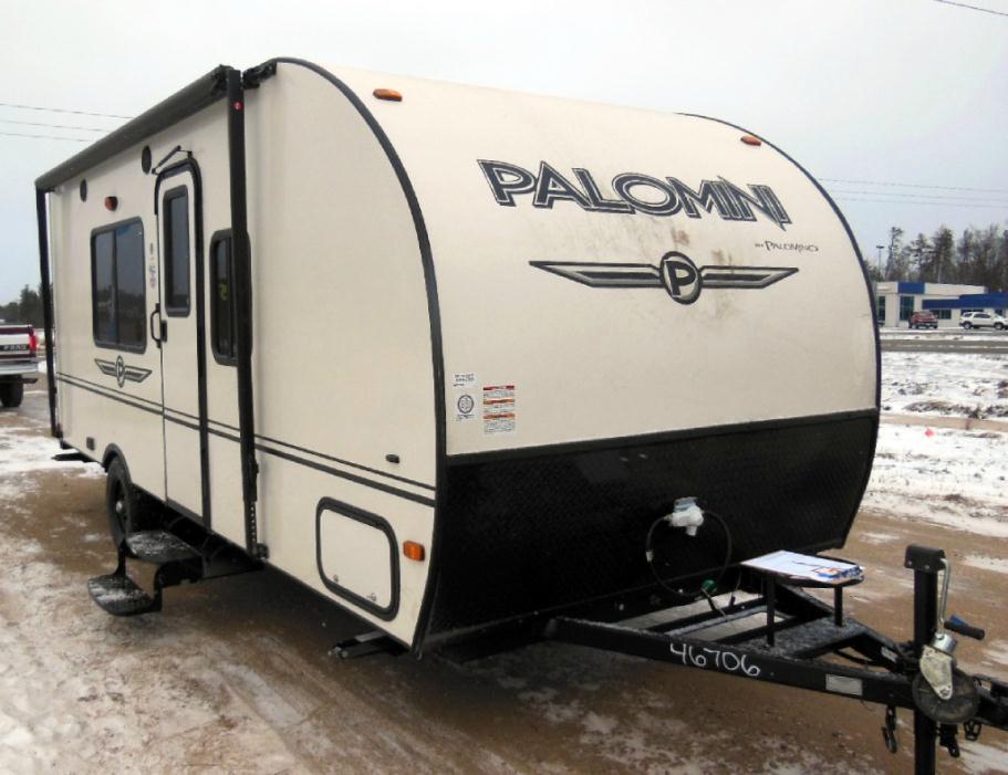Palomino Bronco B 1251 Rvs For Sale