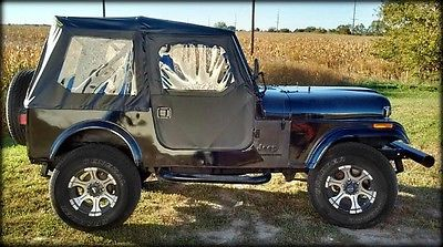 Jeep : Other Base Sport Utility 2-Door 1985 jeep cj 7