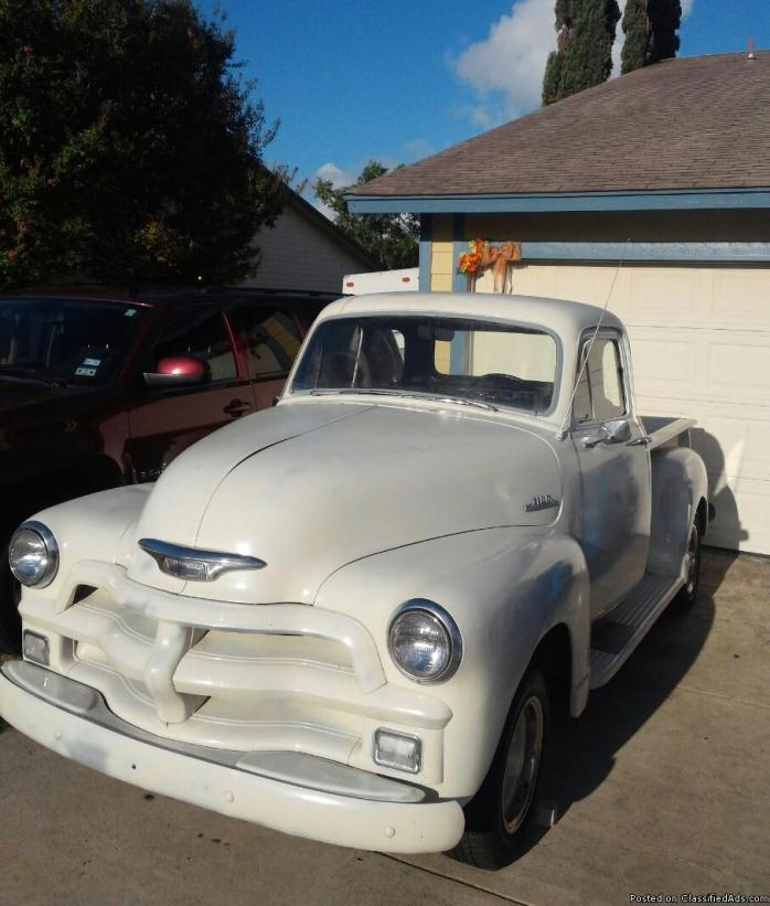 1954 Chevy Cars for sale