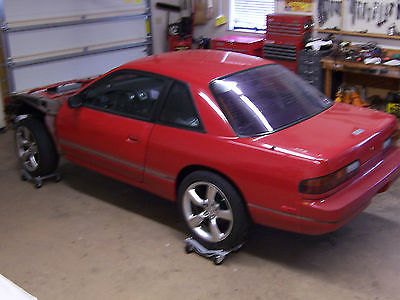 Nissan : 240SX 2-door 91 nissan 240 sx coupe project car opportunity
