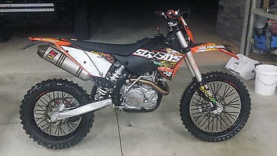 KTM : Other 2010 ktm 530 xc w six days limited edition