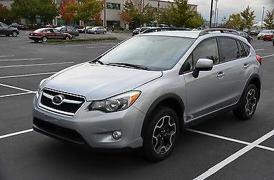 Subaru : XV Crosstrek limited 2013 subaru xv crosstrek awd limited 2.0 l cvt automatic 34 mpg leather camera