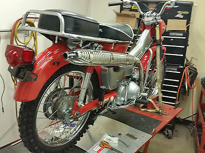 Honda : CT 1970 honda trail 90 ct