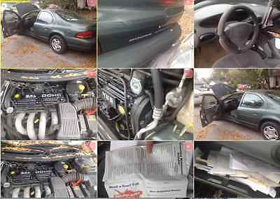 Dodge : Stratus Base Sedan 4-Door 1997 dodge stratus base sedan 4 door 2.4 l pickup cash only as is not running
