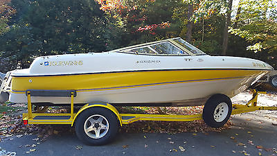 used boats, power boats, bow rider, runabout, Four winns, inboard outboard