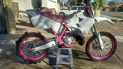 Yamaha Yz 125 Dirt Bike Motorcycles For Sale