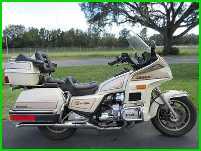 Honda : Gold Wing 1986 honda 1200 goldwing runs good cheap cheap cheap