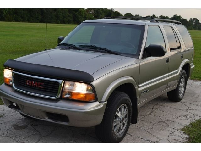 GMC : Envoy 4dr 4WD 00 gmc envoy jimmy v 6 1 owner 48 k miles leather 4 x 4 sunroof tow package