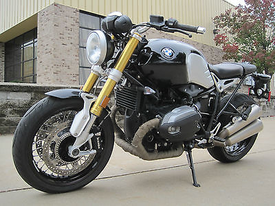 BMW : R-Series 2015 bmw rninet r nine t r 9 t 3 k miles abs salvage great deal