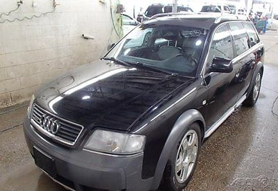 Audi : Allroad Base Wagon 4-Door 2001 audi allroad used turbo 2.7 l v 6 30 v automatic awd wagon premium