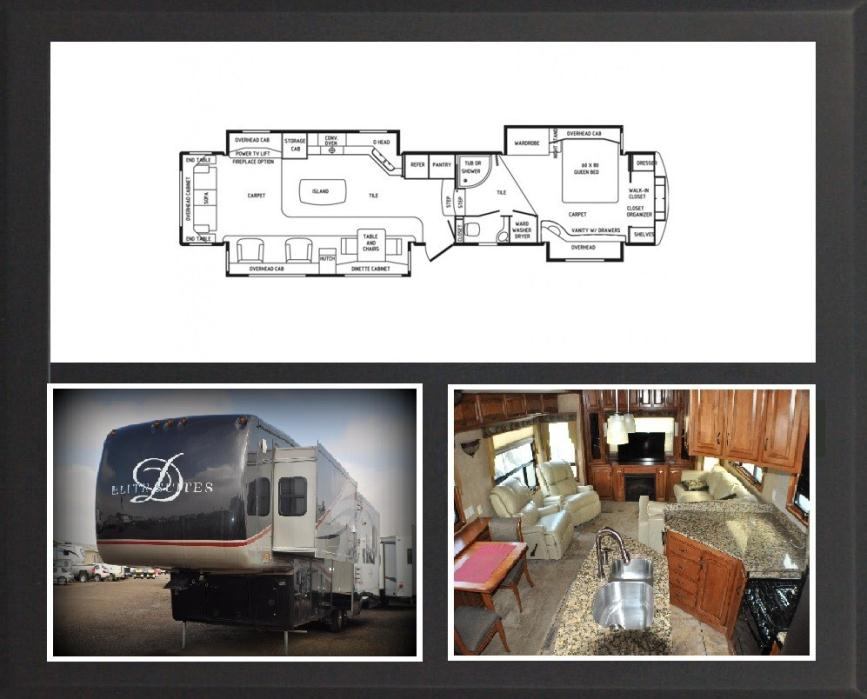 2007 DOUBLETREE Mobile Suites 32TK3