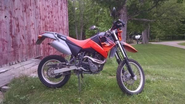 1999 KTM Enduro 690