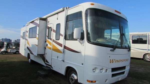 Thor motor coach windsport rvs for sale in missouri for Queen city motors springfield mo