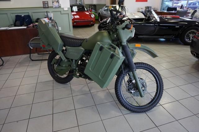 harley mt 350 military
