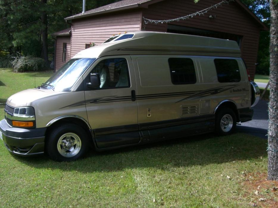 2007 Roadtrek ADVENTUROUS RS 24