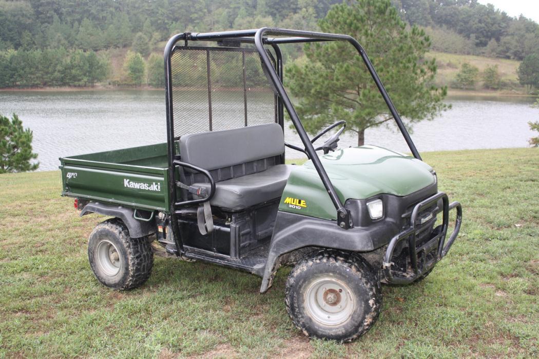 Kawasaki Mule Owner