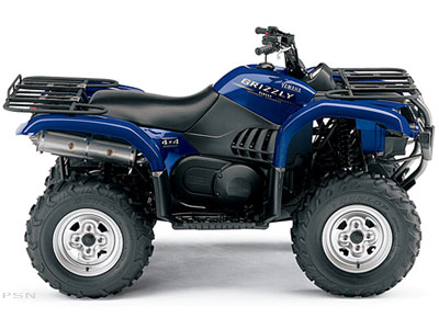 Yamaha grizzly 660 auto 4x4 motorcycles for sale in wisconsin for 2016 yamaha yfz450r se