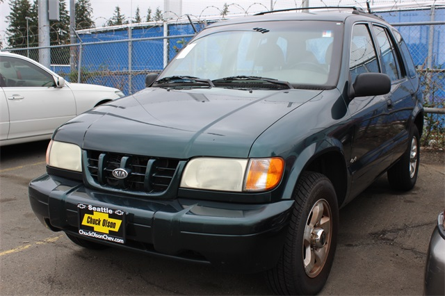 2001 Kia Sportage Base Seattle, WA