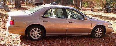 Cadillac : Seville SLS Sedan 4-Door 2004 cadillac seville sls sedan 4 door 4.6 l v 8