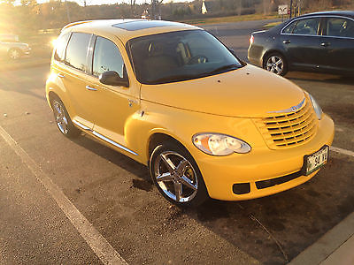 Chrysler : PT Cruiser Street Cruiser Route 66 Wagon 4-Door PT Cruiser 2006 Route 66 Street Cruiser Series only 1443 made of this edition