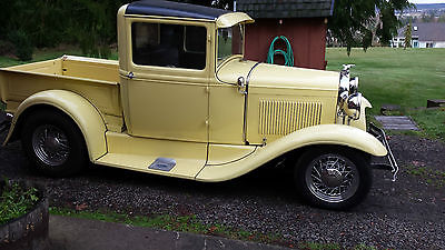 Ford : Model A 1930 ford model a truck