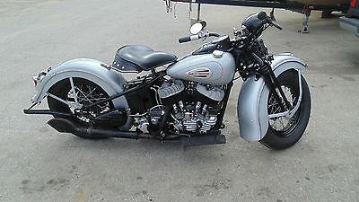 Harley-Davidson : Other 1940 harley davidson ua