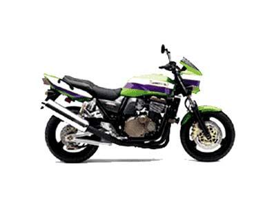 2001 Kawasaki ZRX1200R