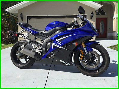 Yamaha : YZF 2009 yamaha yzf r 6 excellent condition we finance