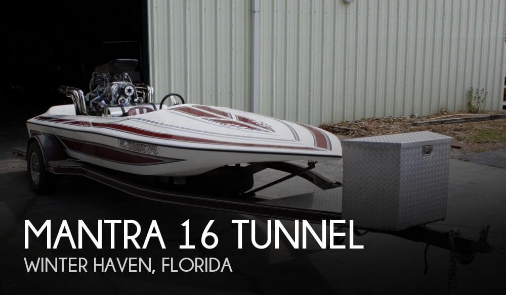 1987 Mantra 16 Tunnel